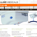The website of Holland Medicals has been completely revamped.